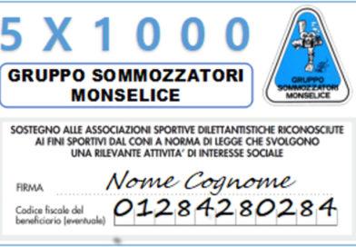 Contributo 5×1000 Anno 2018