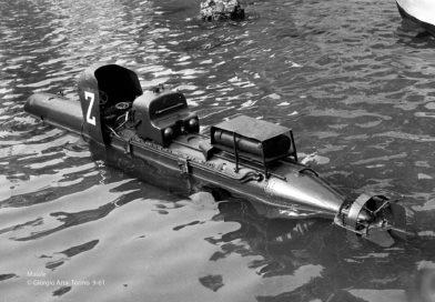 09 Maggio 2019: evento sugli incursori e mezzi d'assalto della Regia Marina