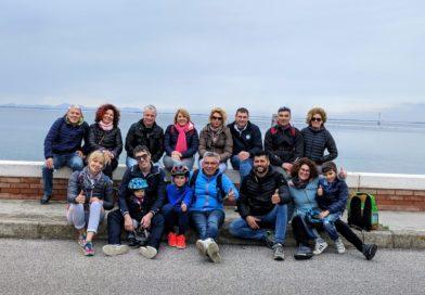 7 Aprile 2019: biciclettata a Pellestrina le foto!