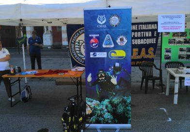 GSM presente in fiera campionaria a Padova e in Prato della Valle alla festa dello sport