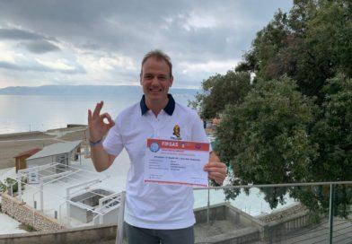 13 Ottobre 2019: Sebastiano Saorin è il nuovo M1 del GSM